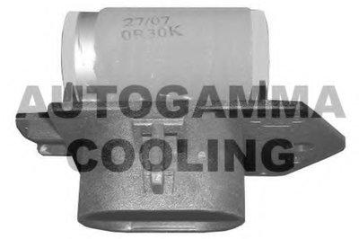 Дополнительный резистор, электромотор - вентилятор радиатора AUTOGAMMA купить