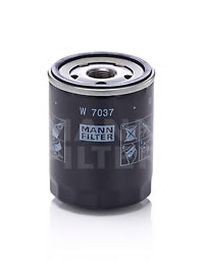 W7037 MANN-FILTER Масляный фильтр