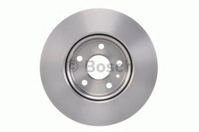 BOSCH 0986479643 Тормозной диск-3