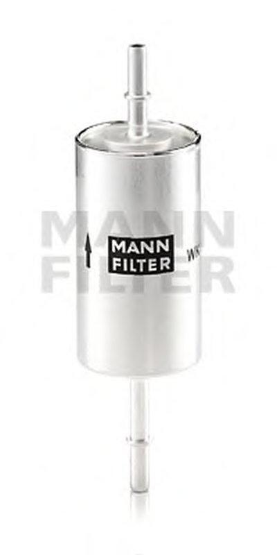 WK5121 MANN-FILTER Топливный фильтр