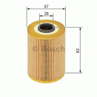 F026407071 BOSCH Масляный фильтр