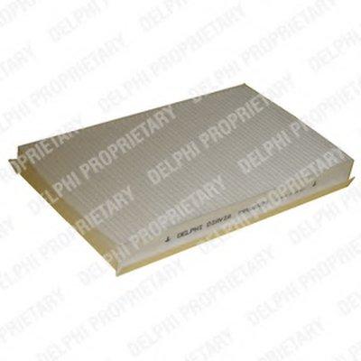 TSP0325225 DELPHI Фильтр, воздух во внутренном пространстве