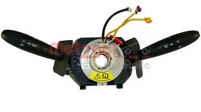 Выключатель, головной свет; Переключатель указателей поворота; Переключатель стеклоочистителя; Выключатель на колонке рулевого управления genuine METZGER купить