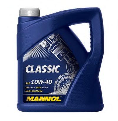 Моторное масло; Моторное масло MANNOL Classic 10W-40 SCT Germany купить