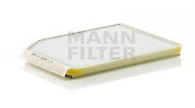 CU25251 MANN-FILTER Фильтр, воздух во внутренном пространстве