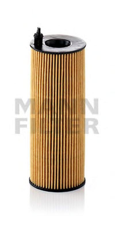 HU7215X MANN-FILTER Масляный фильтр