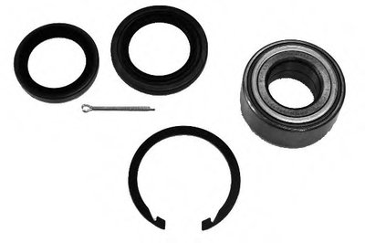 MIWB11916 MOOG Комплект подшипника ступицы колеса