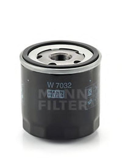 W7032 MANN-FILTER Масляный фильтр