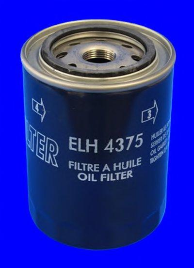 ELH4375 MECAFILTER Масляный фильтр -1