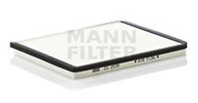 CU2530 MANN-FILTER Фильтр, воздух во внутренном пространстве