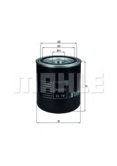 AL12 KNECHT Патрон осушителя воздуха, пневматическая система
