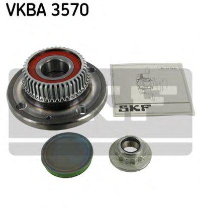 VKBA3570 SKF Комплект подшипника ступицы колеса