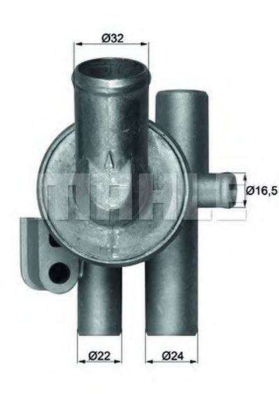 Термостат, охлаждающая жидкость BEHR купить