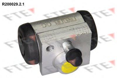 Колесный тормозной цилиндр FTE купить
