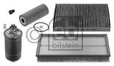36108 FEBI BILSTEIN Комплект деталей, технический осмотр