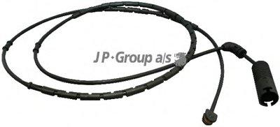 Фотография Датчик, износ тормозных колодок JP GROUP 1497300400