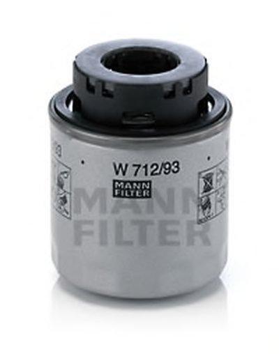 W71293 MANN-FILTER Масляный фильтр
