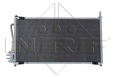 Радиатор Кондиционера NRF 35345 для авто FORD с доставкой-1