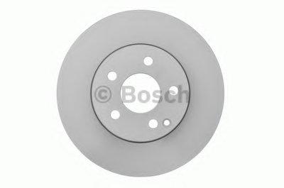 Тормозной диск Bosch BOSCH 0986479039 для авто MERCEDES-BENZ с доставкой-3