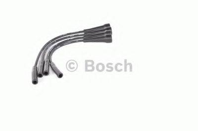 0986357210 BOSCH Комплект проводов зажигания-5