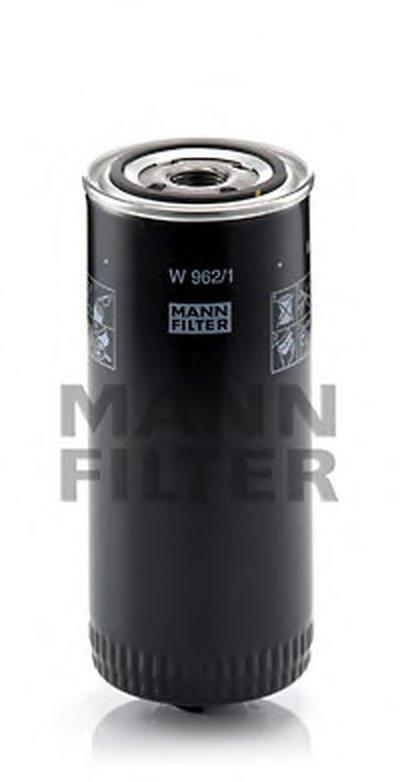 W9621 MANN-FILTER Масляный фильтр, ступенчатая коробка передач