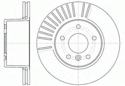 Тормозной диск ROADHOUSE купить