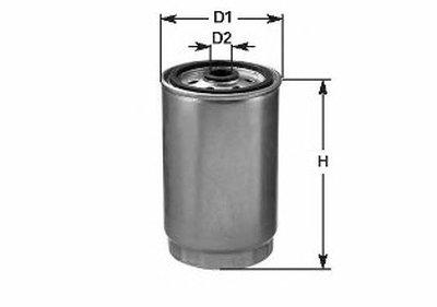 DN914 CLEAN FILTERS Топливный фильтр