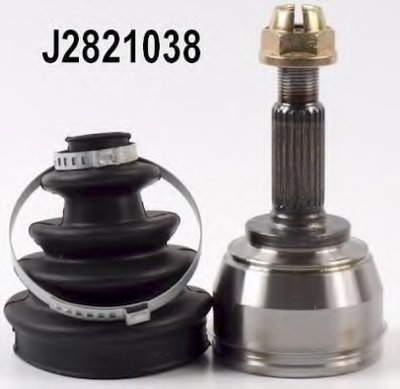 Шрус Наружный NIPPARTS J2821038 для авто NISSAN с доставкой