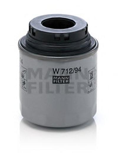 W71294 MANN-FILTER Масляный фильтр