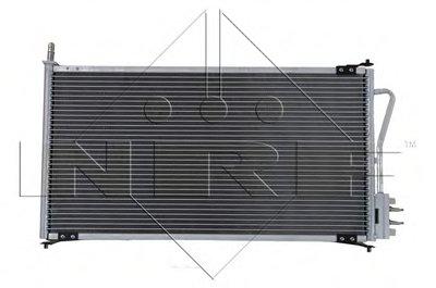 Радиатор Кондиционера NRF 35345 для авто FORD с доставкой-2
