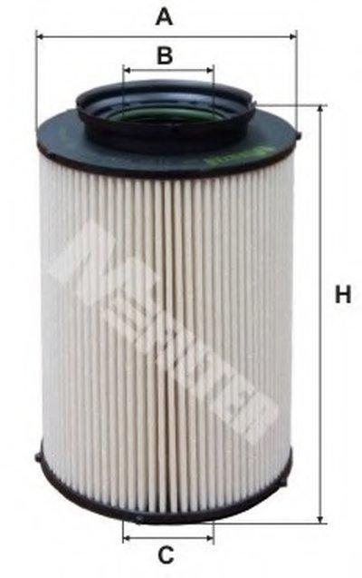 DE3124 MFILTER Топливный фильтр