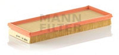C3687 MANN-FILTER Фильтр воздушный