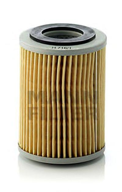 H7161X MANN-FILTER Масляный фильтр
