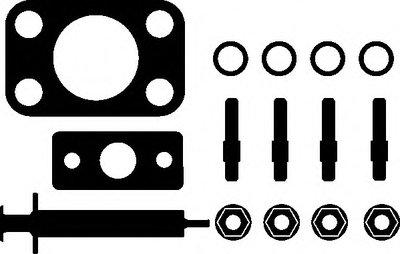 714600 ELRING Монтажный комплект, компрессор