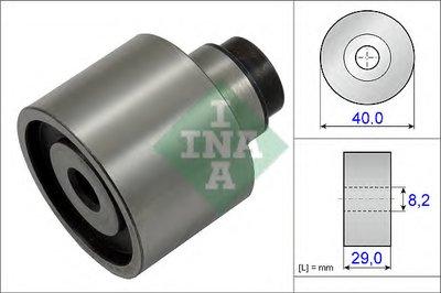 Ролик INA INA 532062310 для авто AUDI, SEAT, SKODA, VW с доставкой