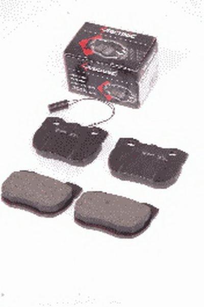 Комплект тормозных колодок, дисковый тормоз PROTECHNIC купить