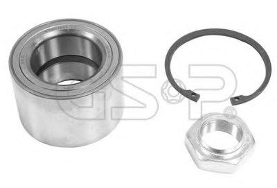 GK3690 GSP Комплект подшипника ступицы колеса