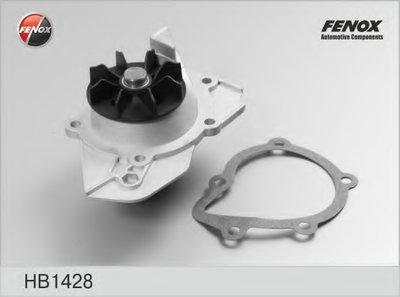 Hb1428_Помпа! Peugeot 205305306309405J5, Citroen Xantiazxbxc15C25 1.7Dtd-1.9Dtd 82 FENOX HB1428 для авто CITROËN, LADA, PEUGEOT с доставкой
