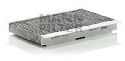 CUK2940 MANN-FILTER Фильтр, воздух во внутренном пространстве