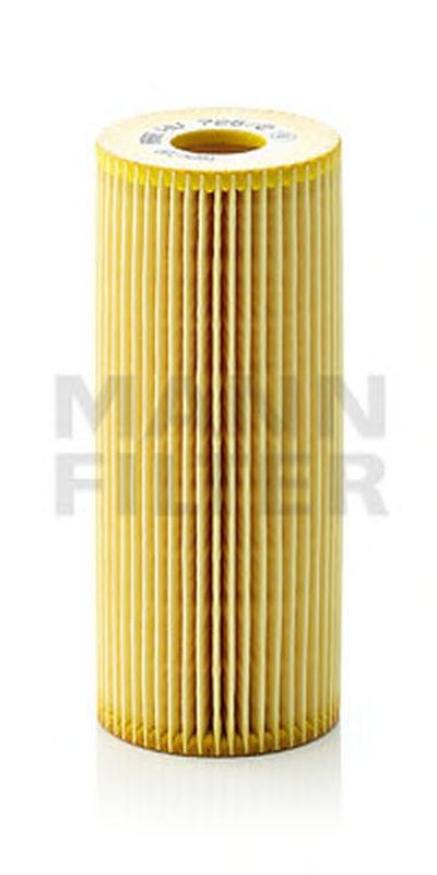 HU7262X MANN-FILTER Масляный фильтр