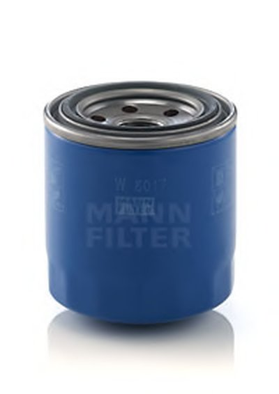 W8017 MANN-FILTER Масляный фильтр