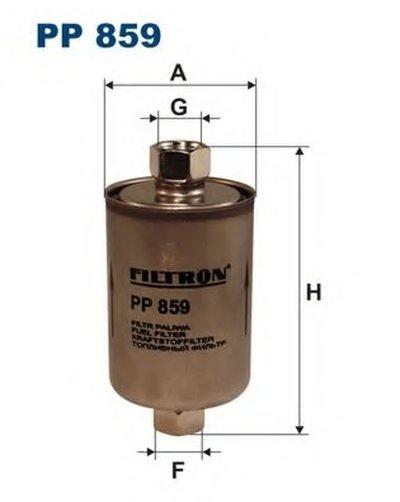 Топливный фильтр FILTRON купить
