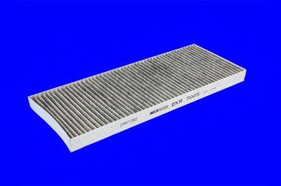 EKR7005 MECAFILTER Фильтр, воздух во внутренном пространстве -1