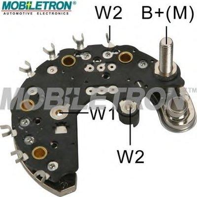 RP13 MOBILETRON Выпрямитель, генератор