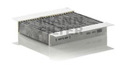 CUK18202 MANN-FILTER Фильтр, воздух во внутренном пространстве
