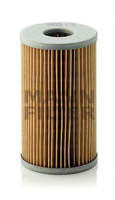 H720X MANN-FILTER Масляный фильтр