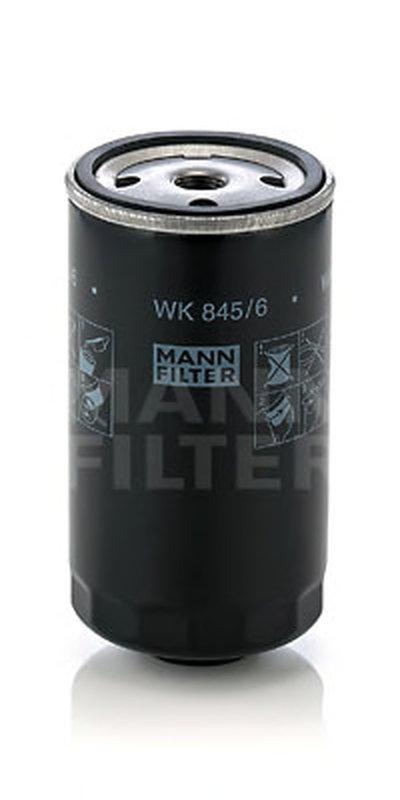 WK8456 MANN-FILTER Топливный фильтр