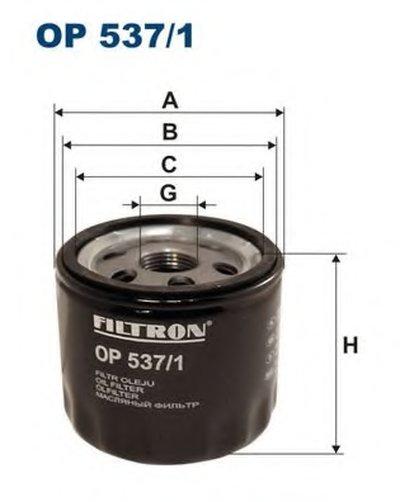 OP5371 FILTRON Масляный фильтр