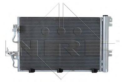 Радиатор кондиционера EASY FIT NRF 35555 для авто OPEL с доставкой-1