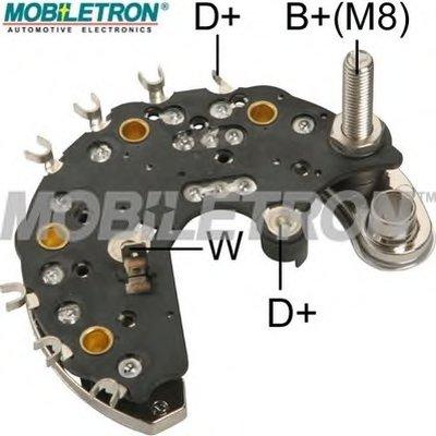 RP14 MOBILETRON Выпрямитель, генератор